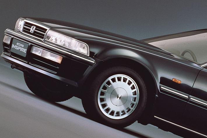 初代インスパイアが懐かしい! FFミッドシップのホンダ製4ドアハードトップを中古車で探してみた(MOTA) - Yahoo!ニュース