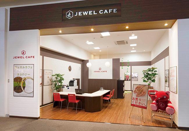 全国 200 店舗以上を展開するブランド買取専門店!「ジュエルカフェ」が、日本マーケティングリサーチ機構の調査で3部門No.1に選ばれました。:時事ドットコム