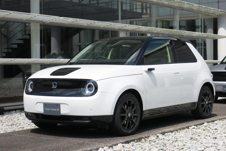 """これからの時代の""""小さな高級車"""" 「ホンダe」に込められた未来への提案とは? - webCG"""