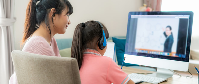 お子さんの安全な学びをサポートするために大人がやるべきこと | トレンドマイクロ is702