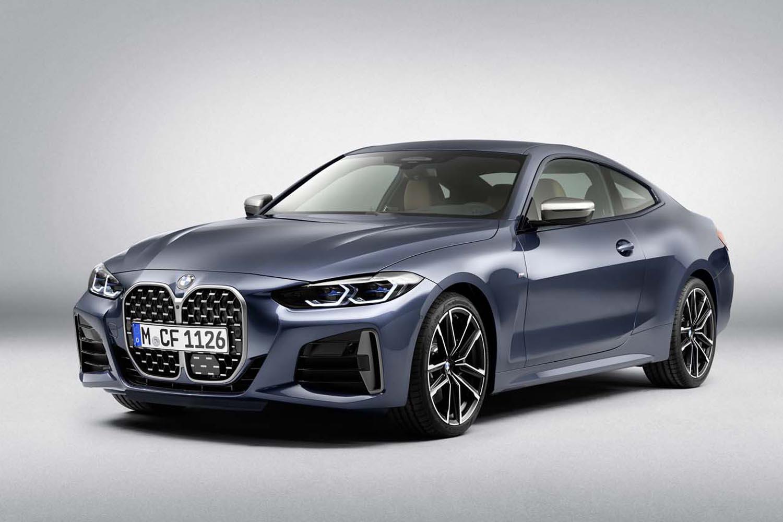 フロントまわりにインパクト 新型「BMW 4シリーズ クーペ」上陸 【ニュース】 - webCG