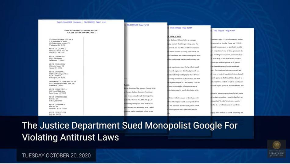 「Google検索は競争を阻害している」のか? 米司法省とGoogleの言い分を整理してみた (1/2) - ITmedia NEWS
