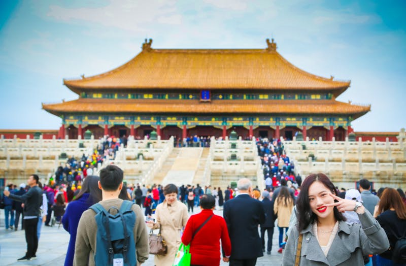 中国8連休の旅行者は予想上回る6.37億人:「家族旅行」「95後」がトレンドに | 訪日ラボ