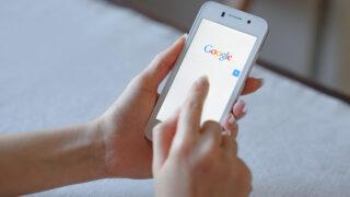 検索だけじゃない!天気やニュースもチェックできる「Googleアプリ」の活用術5選|@DIME アットダイム