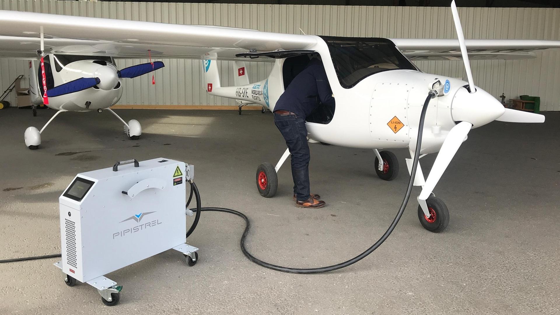 電動航空機 スイスの空で静かな革命 - SWI swissinfo.ch