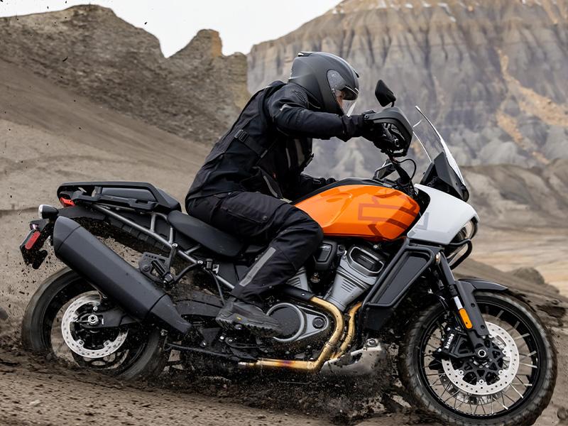 【ハーレー】初のアドベンチャーモデル「パンアメリカ1250」「パンアメリカ1250スペシャル」の予約販売を開始!| バイクブロス・マガジンズ